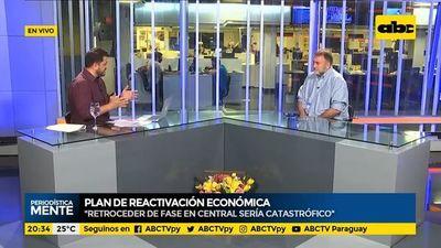 Hacienda proyecta caída de USD 600 millones de recaudación