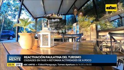 San Bernardino reactiva actividades turísticas