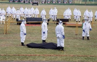 Se llegaría a 4.000 muertes  por covid en el país si hay relajamiento, dicen