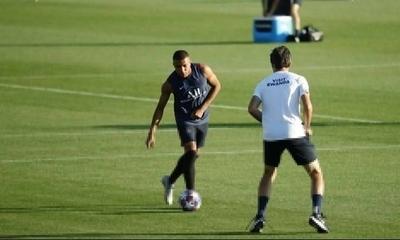 HOY / Mbappé se entrena con el grupo y apunta al Atalanta