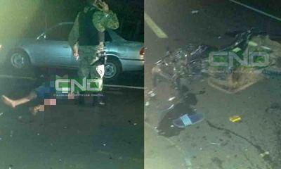 Motociclistas perdieron la vida en accidente de tránsito – Prensa 5
