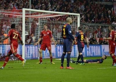 HOY / El ganador de los Barcelona-Bayern, siempre es el campeón