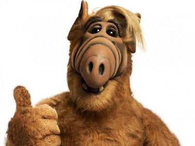 Volvió el extraterrestre Alf para diversión de chicos y grandes