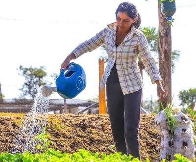 Casi 30.000 personas de comunidades serán capacitadas para mejorar la alimentación