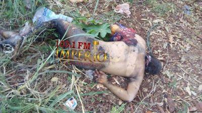 Identifican cadáver del hombre hallado esta mañana en la fracción SAN José