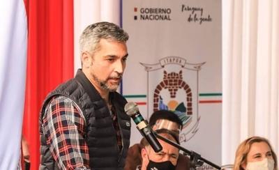 "HOY / Abdo defiende a Friedmann: ""Son denuncias de cuando era Gobernador"""