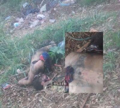 Identifican cadáver hallado esta mañana