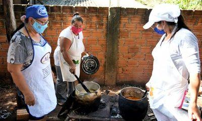 Itaipú ya entregó más de 30.000  kits de alimentos para ollas  populares de su área de influencia – Diario TNPRESS