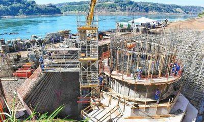 Un 30% de avance presenta la  construcción del Puente de la  Integración a un año de su inicio – Diario TNPRESS