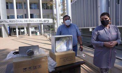 Gobernador dona equipo médico  para la lucha contra el Covid-19 – Diario TNPRESS