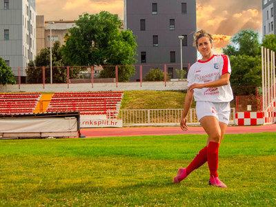 Jessica Santacruz es campeona de la liga croata