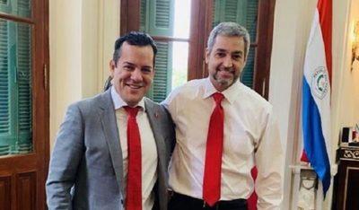 Abdo Benítez habla sobre Friedmann y descarta cambios en su Gabinete