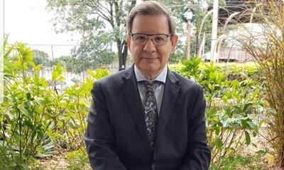 Carlos Martini, triste porque le preguntaron por Malala