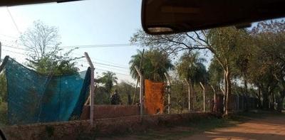 'Sin techos' volvieron a predio de COPACO en Luque