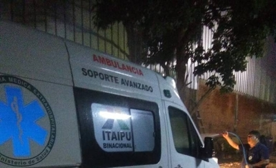 "HOY / SEME, sin protocolo de desinfección:  ambulancias son ""manguereadas"" en cualquier sitio"