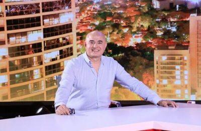 Domingo Coronel criticó de todo en televisión