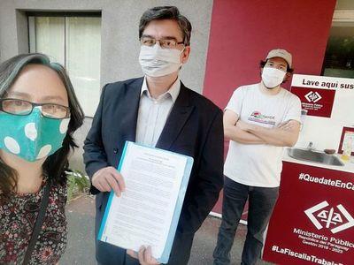 Sitrande repudia inacción fiscal sobre acta secreta de Itaipú