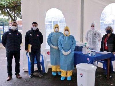 Nacional explica situación de positivo por coronavirus