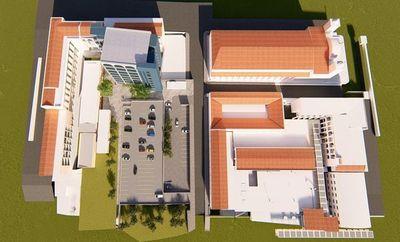 Nuevo edificio de la UCA estará en armonía con el patrimonio histórico, afirma rector