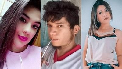 """La nueva novia de """"El Jaka"""" acusó de """"sin vergüenza"""" a Aideé"""
