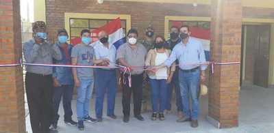Inauguran obras que benefician a comunidades indígenas Yshir de Bahía Negra