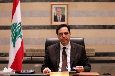 Explosión en Beirut: Renunció el primer ministro del Líbano junto al resto de su gabinete