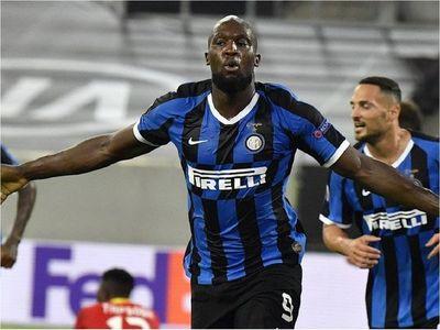 Lukaku lleva de la mano al Inter a semifinales de la Europa League