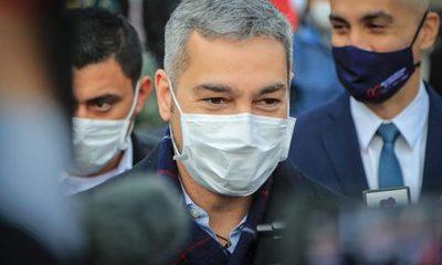 Ante pandemia, Marito asegura que proyecta un presupuesto austero para el 2021
