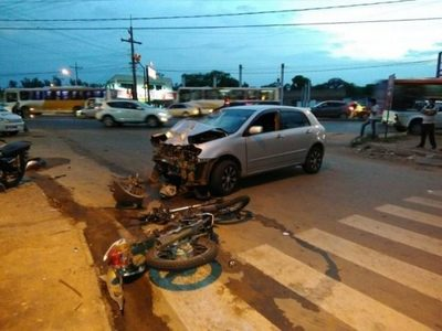 Cada año mueren unas 1.200 personas en accidentes viales y el 50% corresponde a motociclistas
