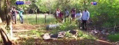 Encuentran cadáver con signos de tortura en Pedro Juan Caballero