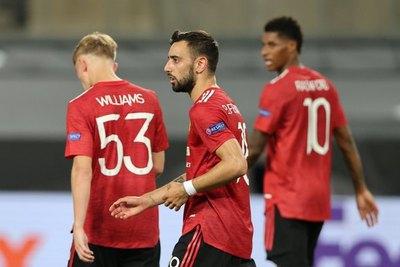Manchester United bate al Copenhague y avanza a 'semis' de Europa League