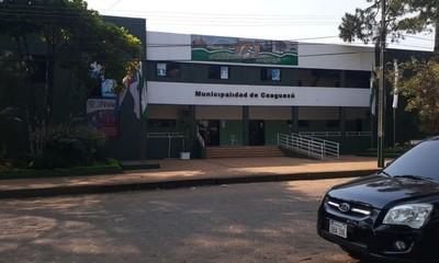 Caaguazú: Contraloría se instala para auditar gestión de 'Papu' Ríos