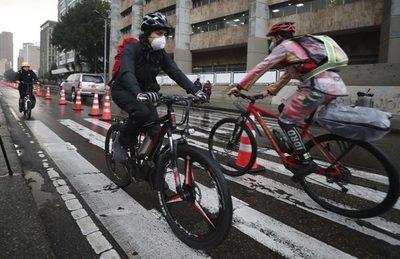 Bogotá construye su futuro en torno a las bicicletas