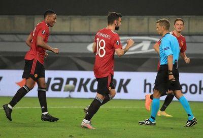 El United doblega en la prórroga a un combativo Copenhague