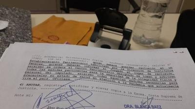 HOY / Niña desaparecida en Emboscada: Juzgado ordena que ciudadano alemán sea remitido a una cárcel