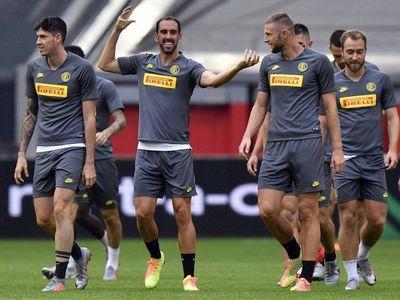 Godín: Tenemos que disfrutar, después de 10 años el Inter juega una semifinal