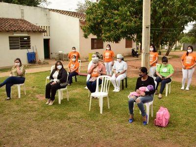 Lanzan Semana Nacional de la Lactancia Materna en Misiones