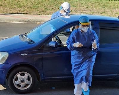 COVID-19 en Paraguay: 327 nuevos casos y 7 muertos en un día