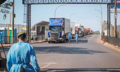 Canciller ratifica acciones para agilizar el cruce fronterizo de camiones a Foz – Diario TNPRESS