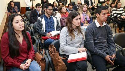 Cámara de Comercio Paraguayo Alemana presenta programa de pasantías