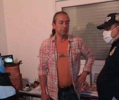 Ordenan prisión preventiva para Reiner Oberüber