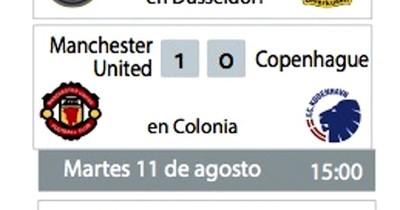 Inter y United dan brillo a semifinales