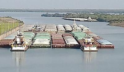 Desde hoy se podrá navegar el Paraná