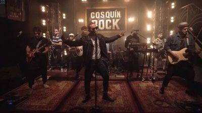 Kchiporros presentes en el Cosquin Rock 2020 del día domingo 9 de agosto.