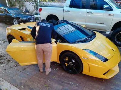 Rematarán el Lamborghini Gallardo de Cucho valuado en USD 220.000