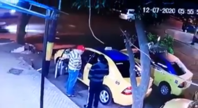 Taxistas luqueños denuncian estar expuestos a los asaltantes