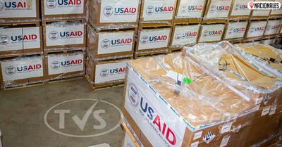 Estados Unidos envía 200 nuevos respiradores para la lucha contra el covid-19