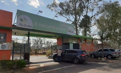 Lanzan plataforma de registro digital de visitas para Parques Ñu Guasu y Metropolitano