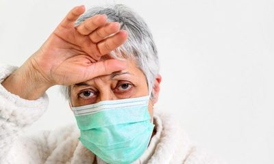 Covid-19: fiebre no aparece en todos los casos