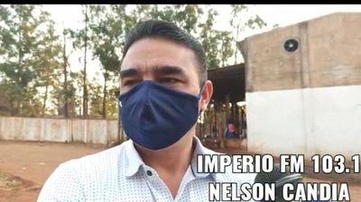 AUDIO:Oscar Romero Jefe de Salubridad e Higiene aprehendido en estos momentos en la mataderia municipal.
